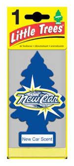 air freshener new car smell 24 pack trees air freshener new car scent u1p 10189