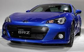subaru brz front bumper subaru brz 2011 tokyo motor show motor trend