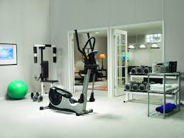 gym room ideas fabulous small home gym with a basketball