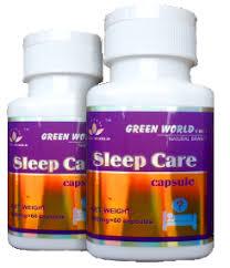 Obat Tidur Herbal sleep care green world obat mengatasi insomnia