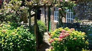 Summer Gardening - free photo garden path green summer free image on pixabay