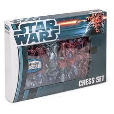 star wars chess sets star wars chess set hawkin s bazaar