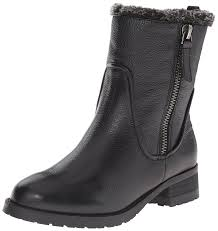 womens red motorcycle boots steve madden boots with red zipper up the back steve madden