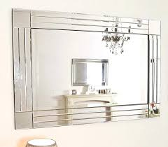 bathroom wall mirrors large wall mirrors large frameless wall mirrors uk large bathroom wall