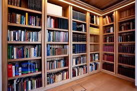 well stocked library with reading room hd inspiria knowledge campus