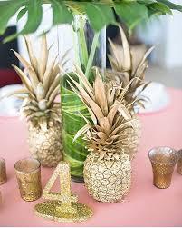 Pineapple Decoration Ideas Pineapple Centerpieces Centerpieces U0026 Bracelet Ideas