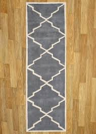 Aqua Runner Rug Alliyah Handmade Wool Rugs