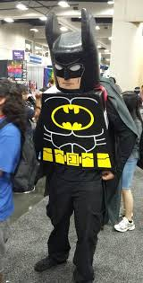 Comic Con Meme - this guy dressed up as batman for comic con meme guy