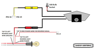reversing camera wiring diagram wiring wiring diagram instructions
