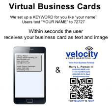 virtual business card template kkklinton com