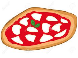 margarita illustration pizza clipart margherita pizza pencil and in color pizza clipart