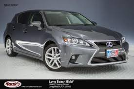lexus 200h for sale used lexus ct 200h for sale in ca edmunds