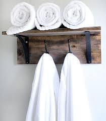 bathroom towel rack ideas towel rack ideas 15 simple and inexpensive diy towel holder ideas