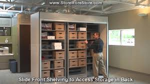 Large Storage Cabinets Large Office Storage Cabinet Remote Controlled Doors With