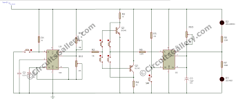 Simple Circuit Diagrams Beginners Simple Transistor Tester Circuit Diagram Using 555 Timer Ic