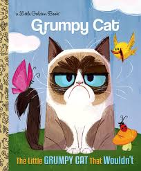 the grumpy cat that wouldn t grumpy cat by golden books