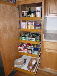 Kitchen Pantry Cupboard Designs by Best Kitchen Pantry Cabinet With Pull Out Shelves Home Design