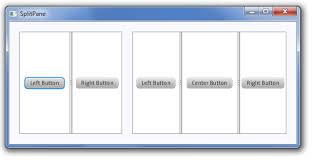 javafx grid layout exle splitpane in javafx 2 0 javafx news demos and insight fx