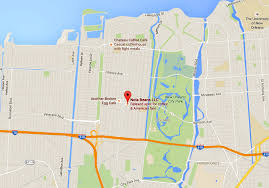Wilmington Nc Zip Code Map by Lakeview U0027s Nola Beans Coffee Shop Hit By Armed Robber Video