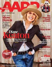 Women Magazine Actress Diane Keaton Talks Raising Kids At 69 And The Movie Stars