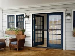 Milgard Patio Doors Milgard Essence Series In Swing And Out Swing Patio Doors