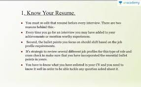 ten resume writing commandments introduction to interviews and the two commandments the