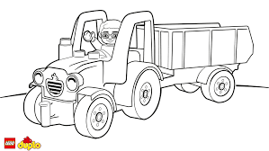 tractor trailer coloring pages lego duplo tractor coloring page coloring page lego duplo