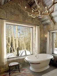 Barn Bathroom Ideas by 148 Best Rustic Bathroom Images On Pinterest Rustic Bathrooms
