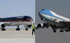 donald trump u0027s plane vs air force one which is more impressive
