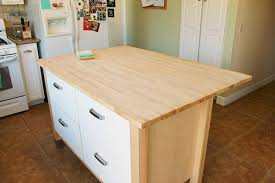 ikea kitchen island butcher block clever nest sealing butcher block kitchen reveal