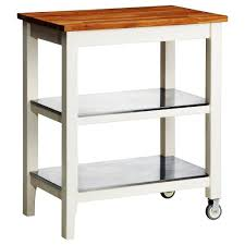 kitchen carts winsome butcher block kitchen island cart with drop