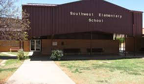 southwest elementary home