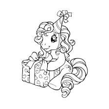 my little pony birthday coloring page my little pony happy birthday coloring page fmsv info fmsv info