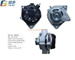 lexus sc300 alternator alternator denso 210 0570 reman fits 06 07 for lexus gs430 4 3l v8