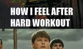 Friday Workout Meme - working on a friday funny pictures quotes memes funny images