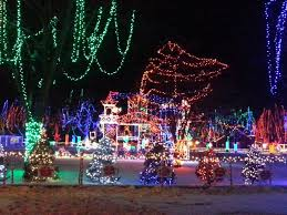 Amazing Light by Amazing Christmas Holiday Light Display In Mankato Mn Chris Teien