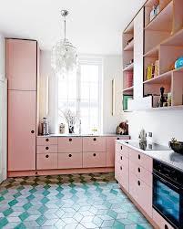 best 25 pink kitchen cupboards ideas on pinterest pink kitchen