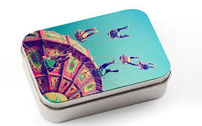 personalized box personalized box tin range decorative tins