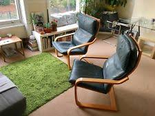 Ikea Leather Armchair Ikea Leather Armchairs Ebay