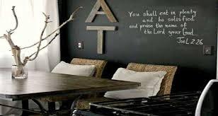 repeindre les murs de sa cuisine 7 idées déco pour s amuser avec de la peinture tableau noir