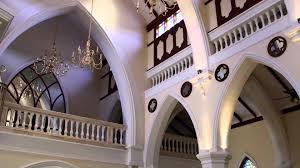 a church at kensington english garden resort khao yai youtube