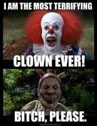 Clown Memes - instagram meme pennywise the clown from stephen king s it and