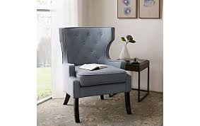 Madison Park Chairs Wingback Chairs In Blue 28 Items Sale Up To 68 Stylight