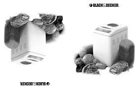black u0026 decker bread maker b1630 user guide manualsonline com