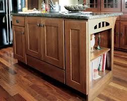 mission style oak kitchen cabinets view this mission style kitchen showplace cabinetry