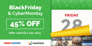 black friday advertising ideas stack ideas celebrates black friday and cyber monday joomla