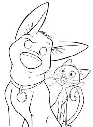 bolt free printable cartoon coloring pages cartoon coloring