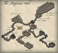 the magicians tomb mapping worlds