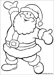 10 christmas coloring pages kids tip junkie