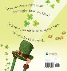 how to catch a leprechaun adam wallace andy elkerton